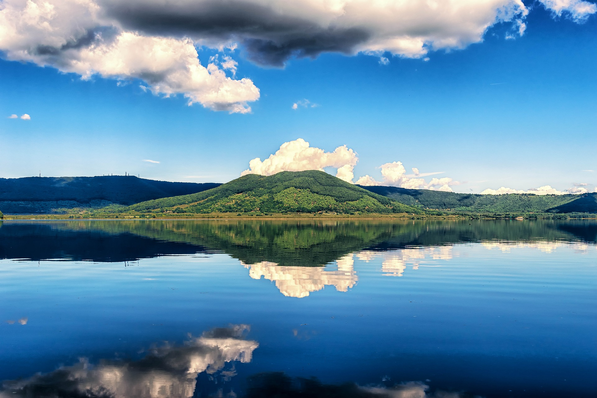 Il lago di Vico