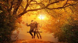 Stacca la spina in autunno