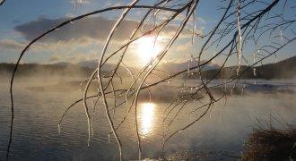 Inverno sul Lago